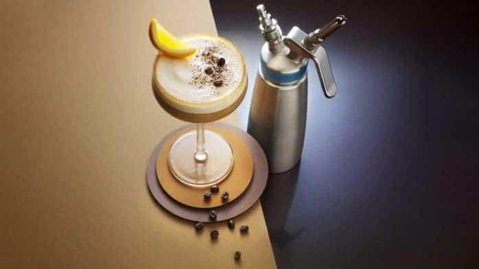 Espresso martini for espuma recipe