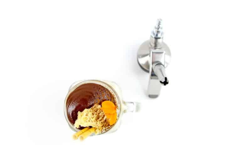 mousse de café dalgona