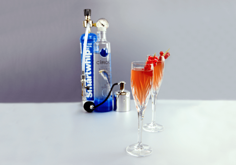 New Year's Eve Cocktail