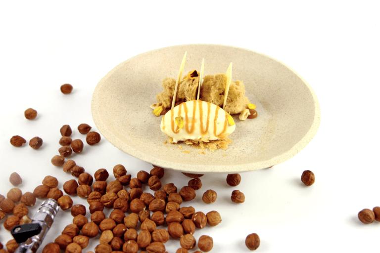 Hazelnut sponge cake recipe