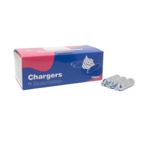 Smartwhip Cream Chargers 50 Pieces