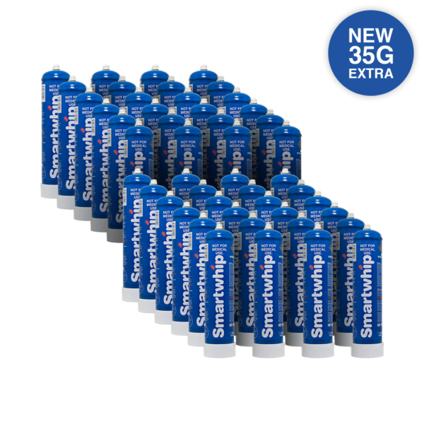 Smartwhip N2O Cylinder 615g 48 pieces