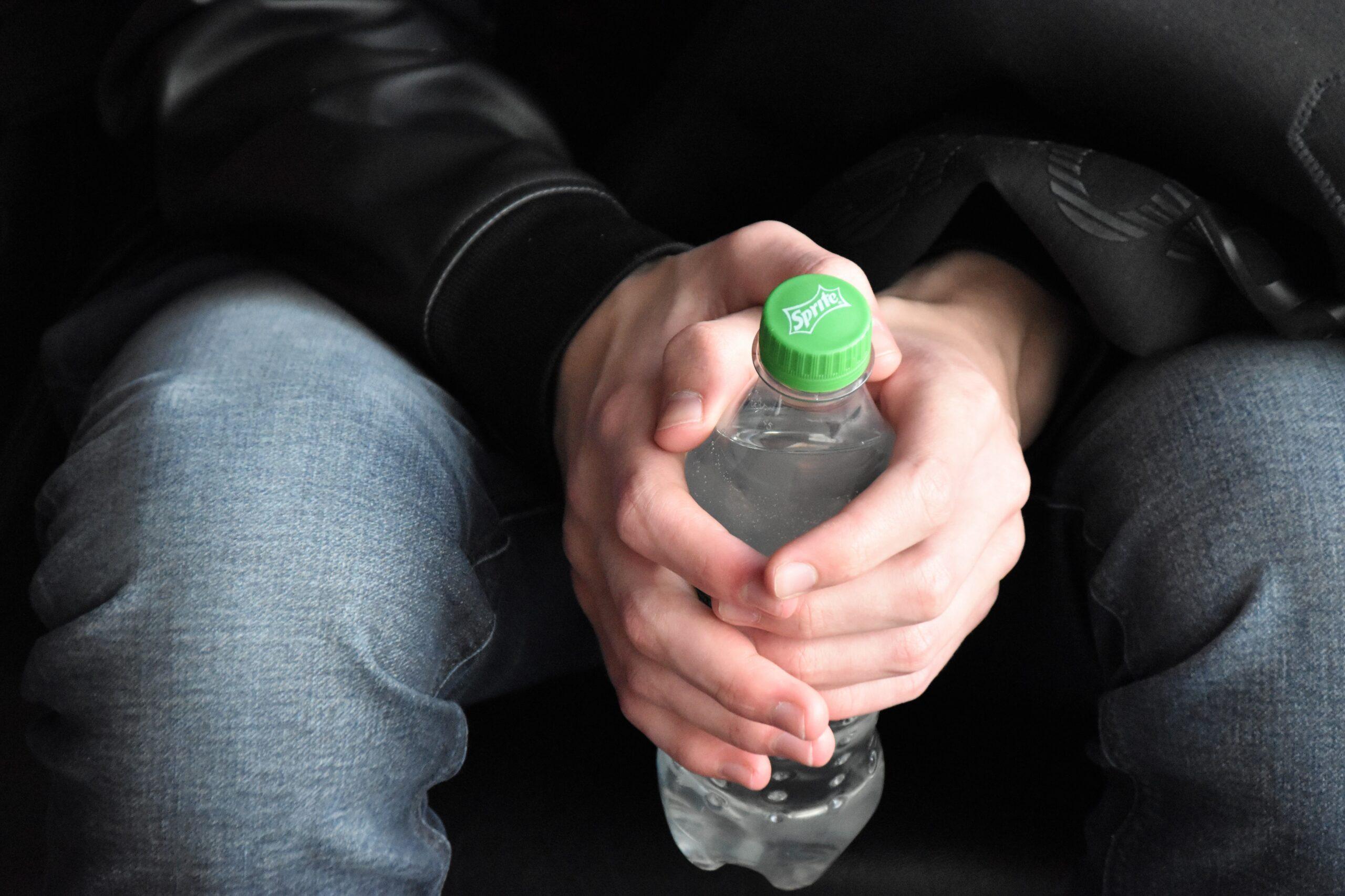 Gas In Bottle